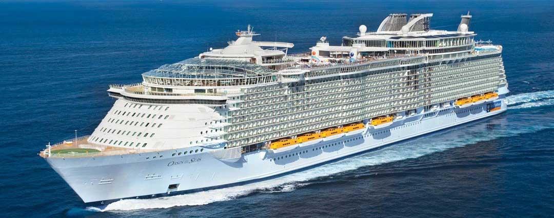 Celebrity Cruises vs. Royal Caribbean International ...