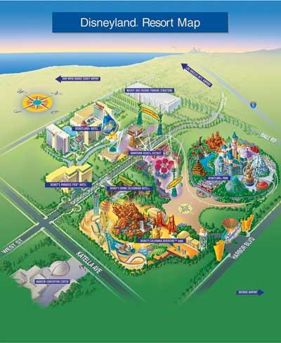Disney S California Adventure Park At The Disneyland